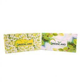 دستمال 200 برگ گرین لند 2+22