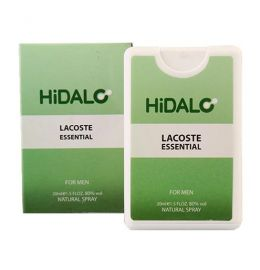 ادوپرفیوم HiDALO LACOSTE ESSENTIAL MEN