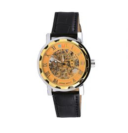 ساعت مردانه اتوماتیک طلایی