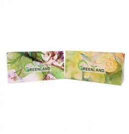 دستمال 300 برگ گرین لند 3+21