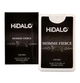 ادوپرفیوم HiDALO Homme Fierce MEN