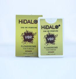 ادوپرفیوم HiDALO Flower Bomb WOMEN