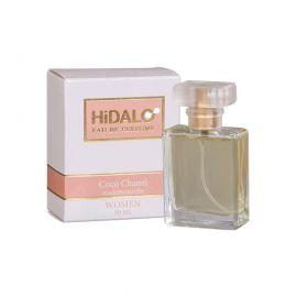 ادوپرفیوم شیشه ای HiDALO Coco chanel