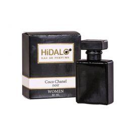 ادوپرفیوم شیشه ای HiDALO Coco Chanel noir