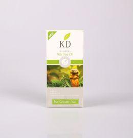 شامپو روغن درخت چای KD