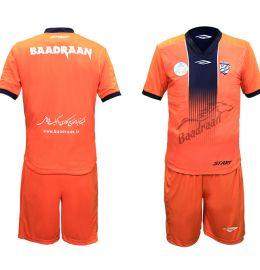 لباس رسمی تیم فوتبال بادران سایز XL