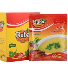 سوپ مرغ بوبا