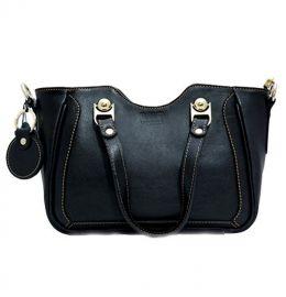 کیف زنانه دست کوتاه مشکی