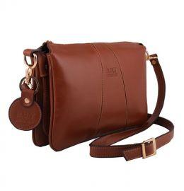کیف دخترانه هشتی عسلی