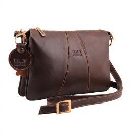 کیف دخترانه هشتی قهوه ای