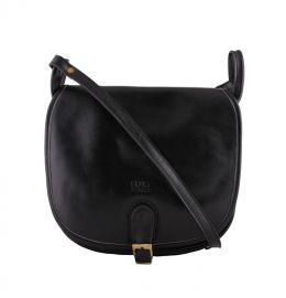 کیف دخترانه مشکی ایتالیایی بزرگ